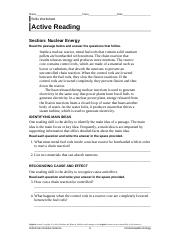 areading 17.2 - Name_Class_Date Skills Worksheet Active ...