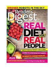 A152 PW - Summary - 6 Food Cures That Can Change Your Life.pdf