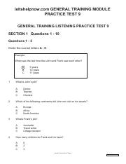 general training question paper test 9.pdf