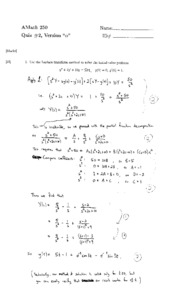 amath 250 notes Description: course notes amath 250 university of waterloo  documents similar to lw 1119 amath250notes.