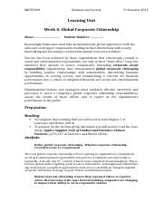 MGTS7608 1_16 Wk 4 Learn Unit Global Corporate Citizenship 29_1_16(1)