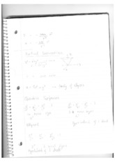 PHY 115 Lecture 9 Notes