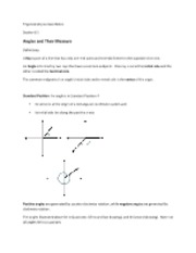 Trigonometry Lecture Notes_part1-1