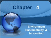 Ch.4 Sustainability