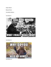 Amendment Memes - Google Docs