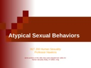 200_Module_8_Atypical_Behaviors.ppt