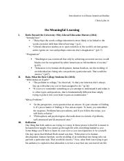 On Meaningful Learning.docx