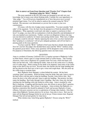 Freelance Writing Contract Agreement