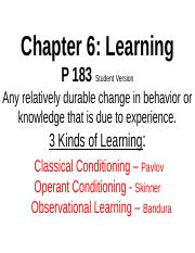 Intro Ch 6 Learning PPT 2017.ppt