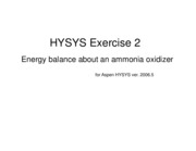 HYSYSExercise2Reactor