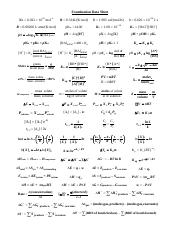 Equations for Exams.pdf