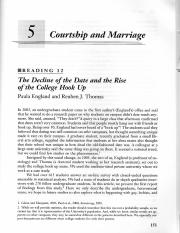England & Thomas - The Decline of the Date and the Rise of teh College Hook Up.pdf