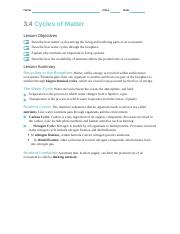 Section 3.4 worksheet.modified.w.answers - Name Class Date ...