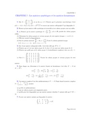 Supplementary Problems 3