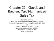21+Goods+and+Services+Tax+-Revised