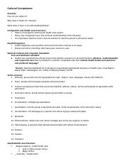 Week 13 Cultural Competence Student Notes.docx