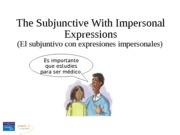 11.2+The+subjunctive+with+impersonal+expressions