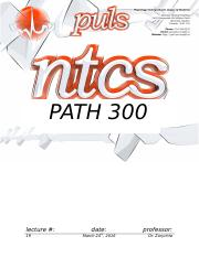 LEcture 19 path NTC.docx