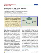 Understanding the role of two QSARs.pdf