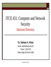 Week8-Lect9-Intrusion Detection.ppt