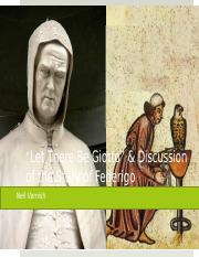 Let There Be Giotto & Federigo - ITL 221