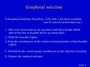 EA221_LECTURE NOTES_graphical solution