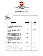 Performance Evaluation Sheet -new.doc