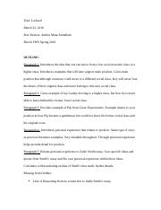 portfolio assignment essay Final portfolio or any similar topic specifically for you do not waste how i wrote all six essay assignments, two essays i feel are my finest work.