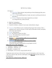 MET1010Test2Outline