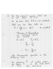 PHYS 257 2008 Midterm Solutions