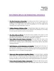 ten-principles-of-personal-finance1