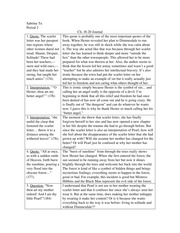 Ch.18-20 Scarlet Letter Journal