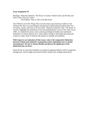 syllabus peter j morrone ph d rutgers university spring  1 pages essay assignment 4