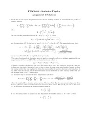 Assignment 4 Solutions: Combined