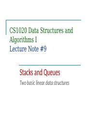 Lect9-Stacks-Queues