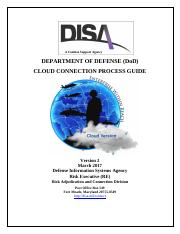 CCPG pdf - A Combat Support Agency DEPARTMENT OF DEFENSE(DoD