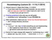 Lecture Note 23