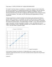 Discussion 7 APPLICATIONS OF LINEAR REGRESSION (1)