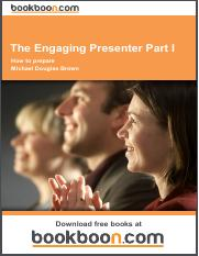 The Engaging Presenter Part I.pdf