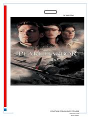Pearl Harbor Movie Review 2.docx