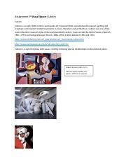 Assignment 9-Cubism-Space.docx