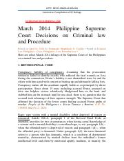 Lexoterica_SC RULINGS ON REMEDIAL LAW.pdf