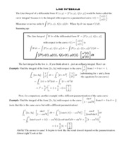 Calculus for Biology Class Notes integrals NI