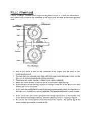 Fluid Flywheel.docx
