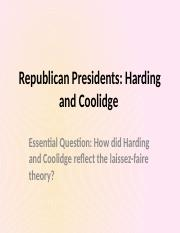 1920s.Republican Presidents and Reforms edited 2016 (1).pptx