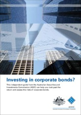 ASIC_Guide to corporate bond investing