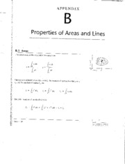 Properties of Areas & Volumes