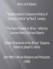 Africa and Slavery Lecture 2 (1).pptx