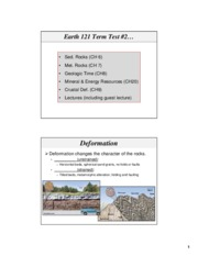 16_Earth 121_Crustal Deformation_2 slides per page.pdf