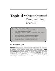 Topic_3_Object_Oriented_Programming_Part_II
